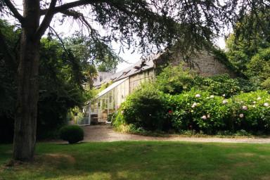 Le gîte de la Serre au Château de Flottemanville