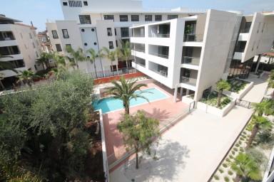 Lyxig lägenhet med fantastiskt läge i centrala Cannes