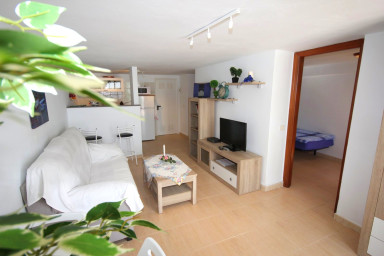 Apartment del Sol - sunny terrace 10 min from the beach Puerto del Carmen