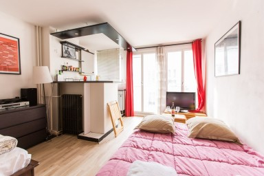 Nice Apartment close to Montmartre