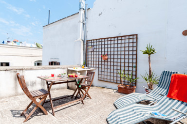 La Madia Terrace: Ancient Apartment in Monopoli