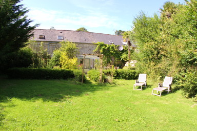 Le gîte du Jardin au Château de Flottemanville
