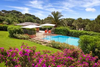 Vacker villa i Ramatuelle med plats för hela familjen