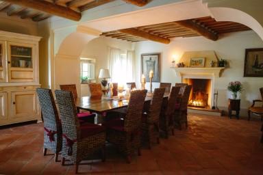 Exklusiv villa med spa och idylliskt läge
