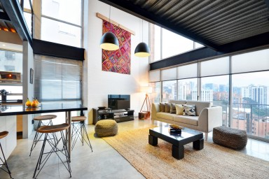 Exclusive Loft Style Living