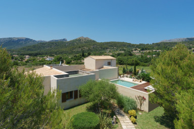 La Rafal. 4 bedroom villa close to golf course