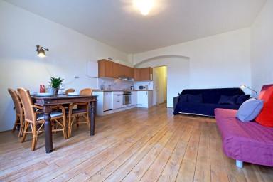 Arbes Apartment in Prague