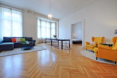 Louvre Apartment in Prague
