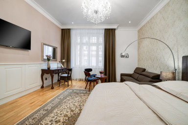 Bishop Queen Apartment in the city centre