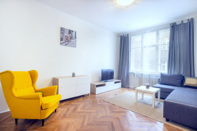 Moly Apartment in Wenceslas Square