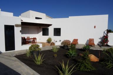 Casa de vacaciones Refugio Yuco en La Vegueta