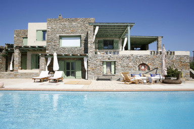 Villa Juno with pool and clifftop view, by JJ Hospitality