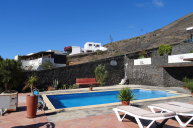 Studio Oasis de La Asomada in Lanzarote