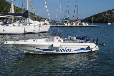Speed boat rental  Sivota Lefkada