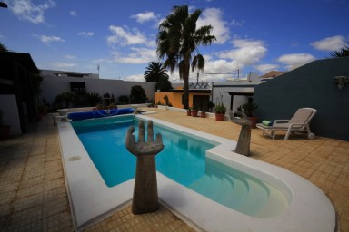 Studio Las Lapas with private pool in Macher