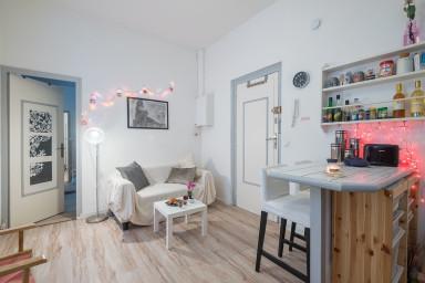 Charmant appartement rue piétonne de l'hypercentre