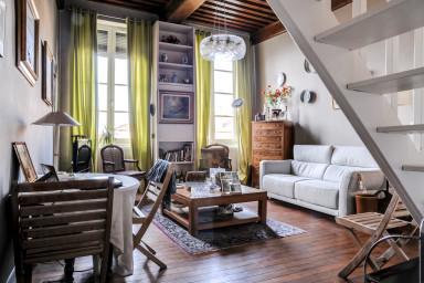 Elegant Apartment Croix Rousse