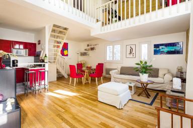 Charmant appartement des Chartrons