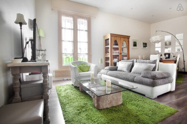 Comfortable appartment, view on the Garonne