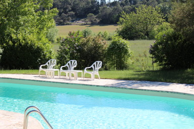 La Farigoule, Charming stone house with pool in Provence
