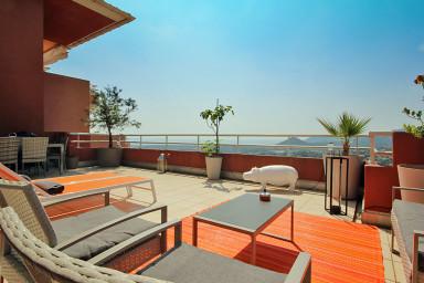 Appartement vue mer idéal vacances