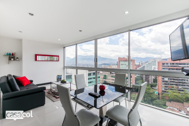 furnished apartments medellin - Nueva Alejandria 1305