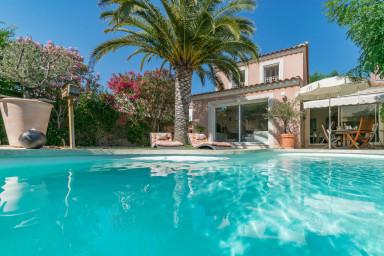 Beautiful Villa between City, Sea and Calanques!