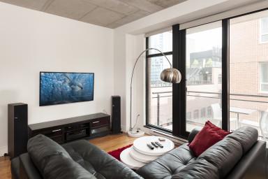 Loft for rent at Wilson Lofts