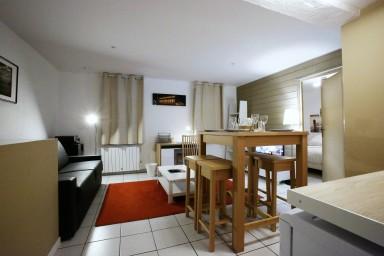 Appartement 1 chambre lumineux, près de la gare, idéal séjour d'affaire