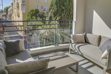 IMMOGROOM- 4**** Elegant -A/C- 5 min from beach and Palais-CONGRESS/BEACHES