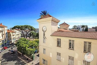 Appartement climatisé dans le centre de Cannes