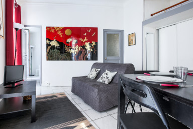 Charming Apartment close to Timone and Conception!
