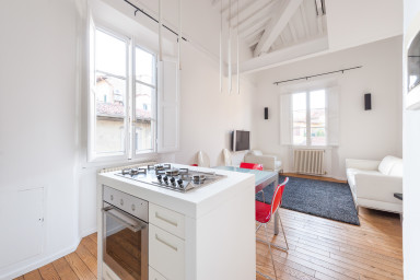 DUOMO FLORENCE LOFT perfect for couples !
