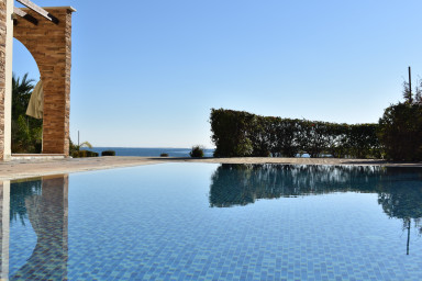 Amazing 4 bedroom beach fron villa