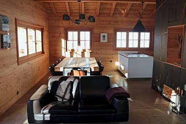 Luxury chalet in Saint-Luc