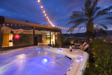 Hills 2303 Astonishing Triplex Penthouse with Private Jacuzzi