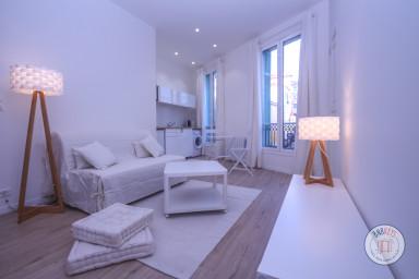 Studio moderne et rénové idéal pour Monaco !