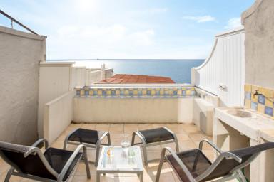 Maison avec vue sur mer exceptionnelle à Marseille - W256