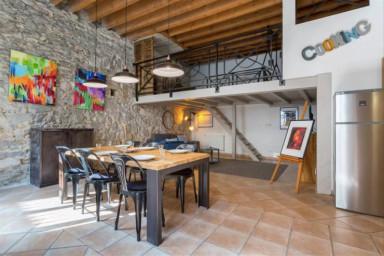 Typical Croix-Roussien Loft