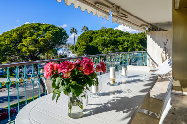 IMMOGROOM - Huge terrace - Sea view - CROISETTE - A/C-CONGRESS/BEACHES
