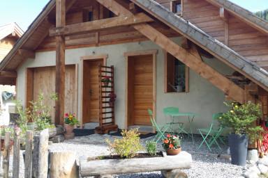 Les Thures Hameau du Roubion Hautes Alpes