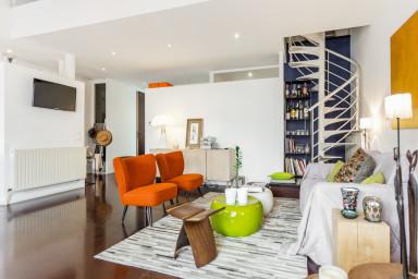 Appartement terrasse au cœur de Marseille - W304