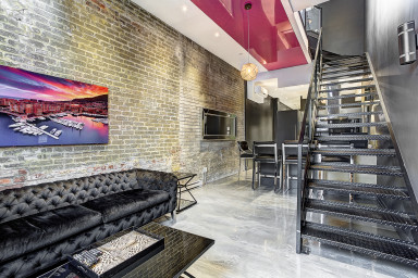 2 Bedroom Loft near Mcgill University