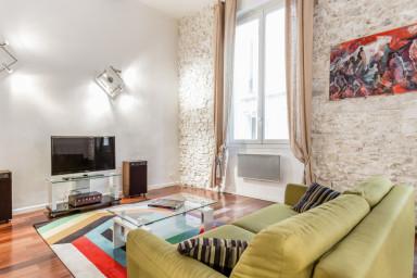 Appartement design au coeur de Marseille - W290