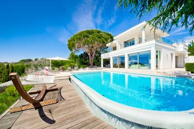 « Villa Anthémis » Superbe 5* villa avec incroyable vue mer