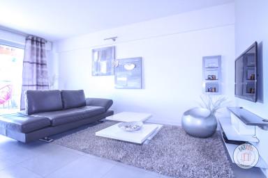Appartement moderne à 100 mètres de la Croisette