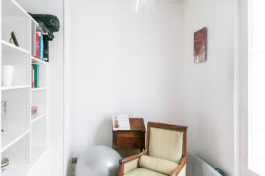 Appartement moderne au coeur de Paris - W356