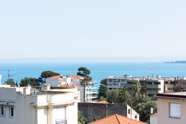 1BR- apartment in Cannes - Sea view - Congress and beaches - By IMMOGROOM