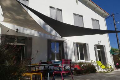 Villa spacieuse avec jardin à 500 mètres de la plage