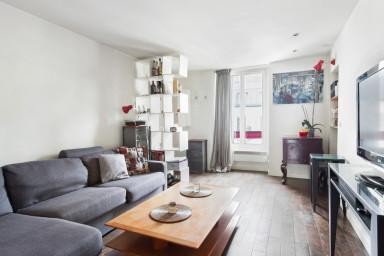 Appartement parisien quartier République - W365